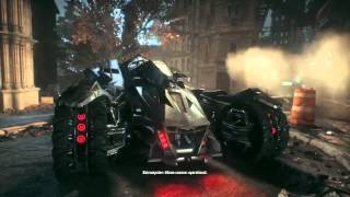 Batman Arkham Knight-Gameplay Walkthrough-Part 2