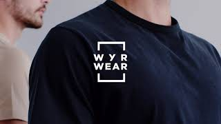 Young One Studio fashion/product video for LA brand WYR Wear T's