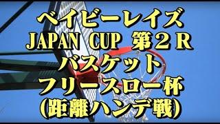 2R バスケットフリースロー杯【予選通過者によるサドンデスで勝ち抜ける...