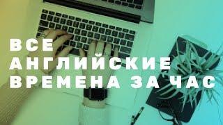 Все времена английского языка за 1 час | Бесплатный вебинар (запись)