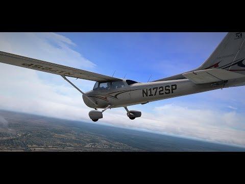 [X-Plane11] Flying Over Omaha City, NE Using Ortho4XP