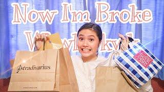 Shopping Haul + T-Shirt Haul!! | Indonesia