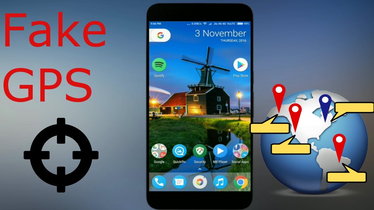 How to Enable Developer Option and Mock Location In Android
