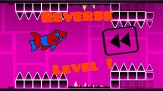 geometry dash 2 0   tutorial   level editor reverse level
