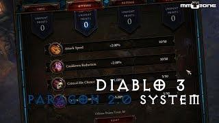 So funktioniert das Paragon 2.0 System in Diablo 3