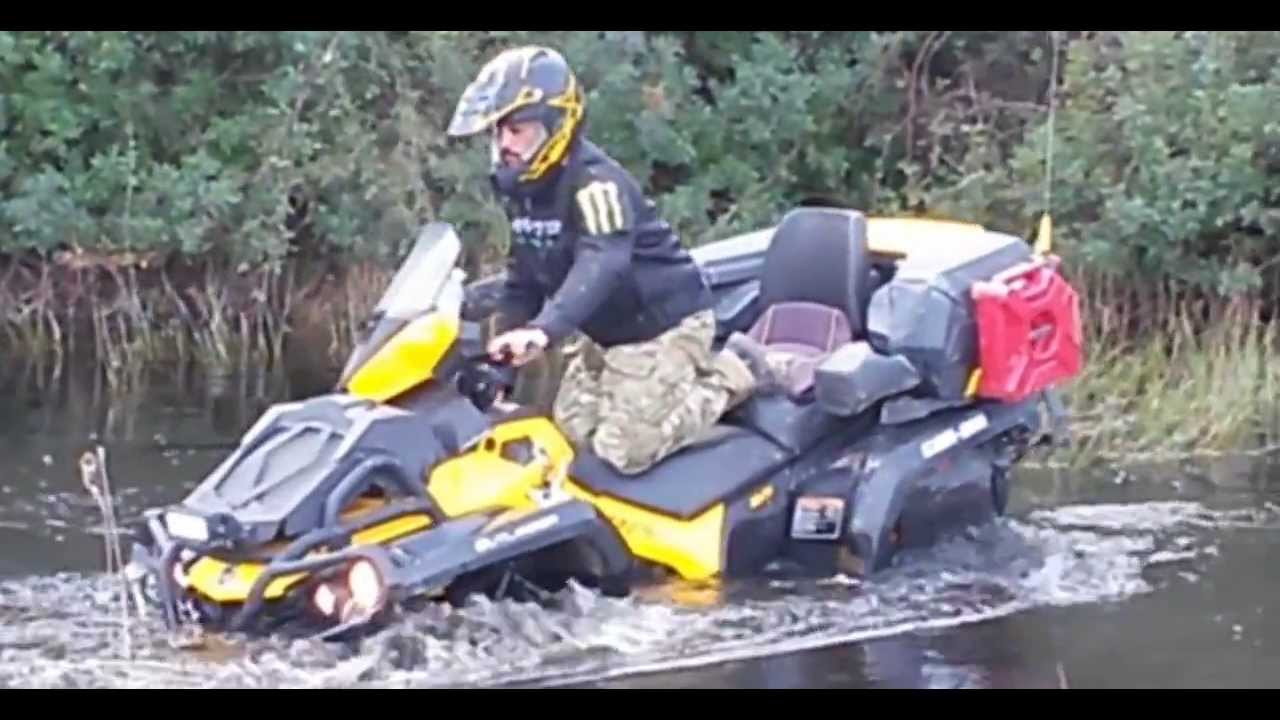 Can Am Outlander 1000 Xmr >> Quad Can Am xmr 1000 outlander brp algerie khellil part 01 - YouTube