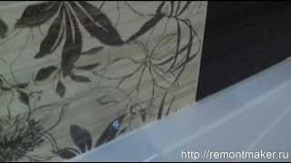 видео Перепланировка ванной комнаты: объединение санузла и ванной