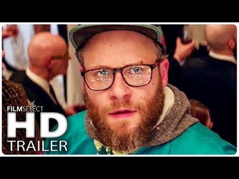LONG SHOT Trailer (2019)