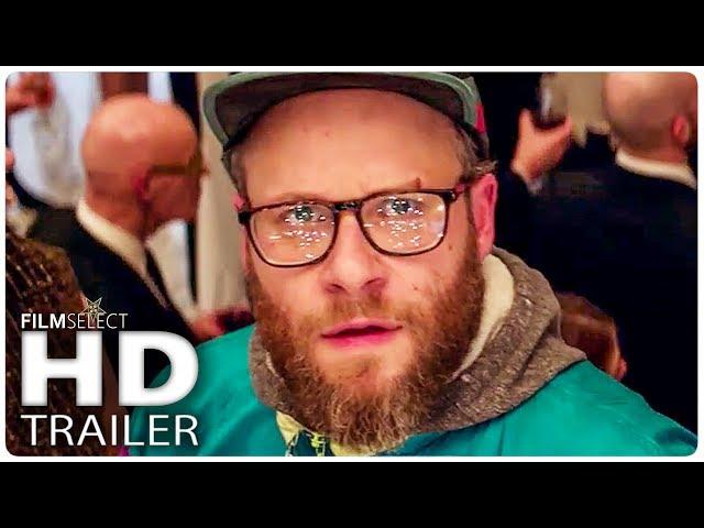 LONG SHOT Trailer (2019)