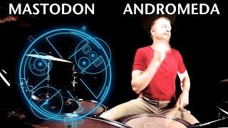 Mastodon - Andromeda // Johnkew Drum Cover