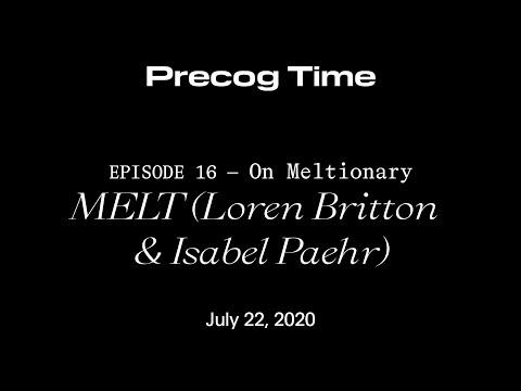 16 Precog Time