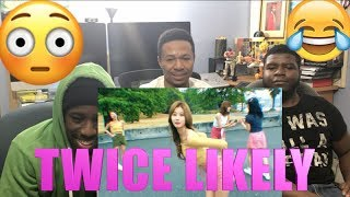 Cover images TWICE LIKEY MV Reaction !!! (Views From The Couch) 😍😍😳