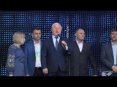 Виктория Васильченко: Северодонецк отметил свой 85-ый День рождения