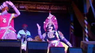 Yakshagana - Raghavendra Achar Neelagaganadolu