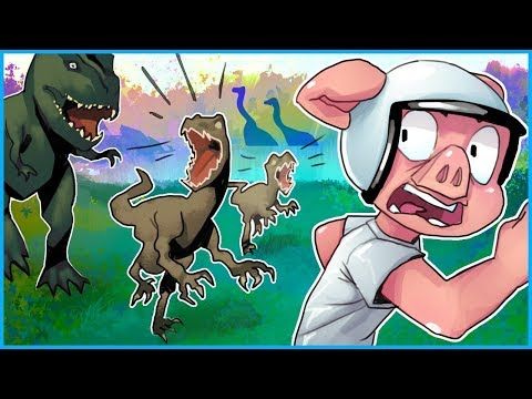 How Jurassic Park SHOULD Have Ended...