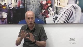 Leon Center. Interview Gerardo Mosquera