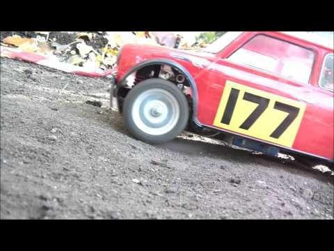 TTRCS Tamiya M03-Ra Mini Cooper LBL6D Monte Carlo