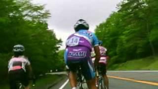 2010年 第7回富士山国際ヒルクライムレースふじあざみライン.