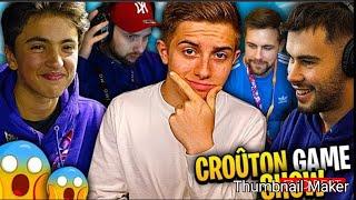 Croûton game show