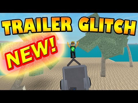 Lumber Tycoon 2 - NEW TRAILER GLITCH