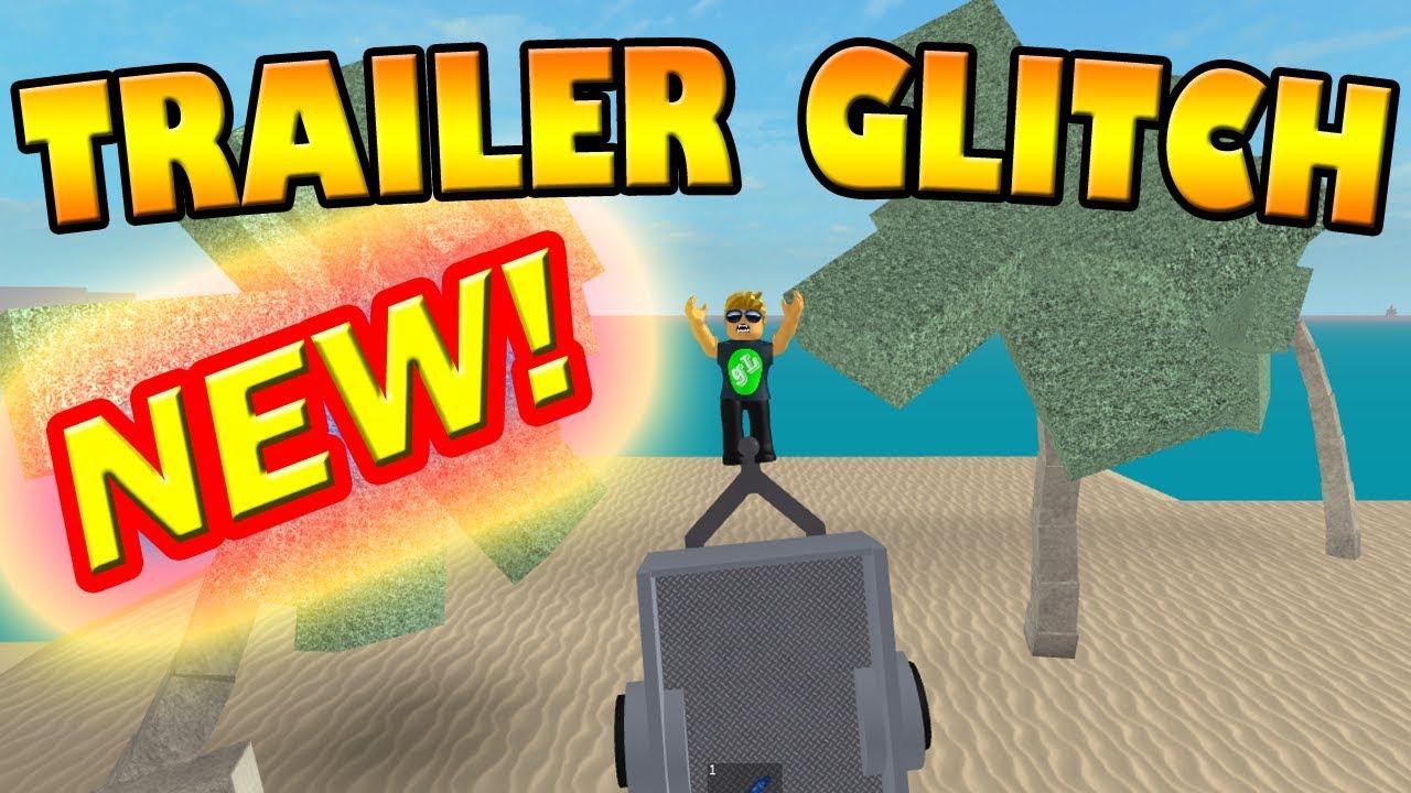 Lumber Tycoon 2 New Trailer Glitch Youtube