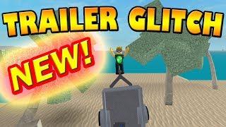 Lumber Tycoon 2 - NEW TRAILER GLITCH