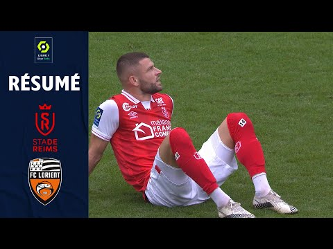Reims Lorient Goals And Highlights