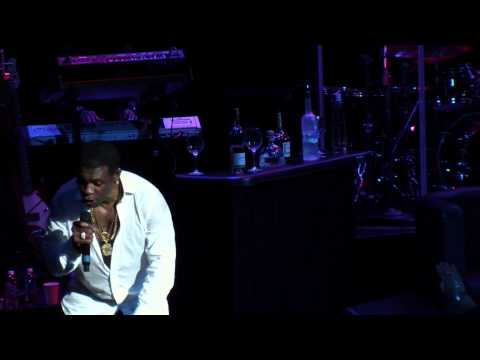 In the Rain - Keith Sweat - Live at The Howard Theatre