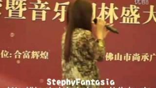 20111127 順德 暢遊柏悅灣 鄧麗欣Stephy Tang 黑白照