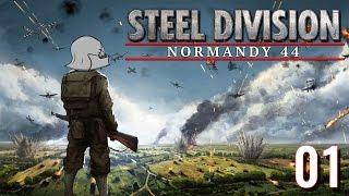 12. SS Panzer - STEEL DIVISION NORMANDY 44 - Beta #1 [Gameplay/deutsch/german]