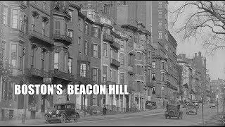 The Boston History Project: Boston's Beacon Hill
