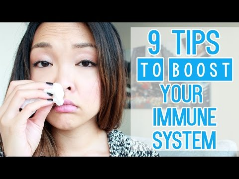 HOW TO: Boost Your Immune System FAST!