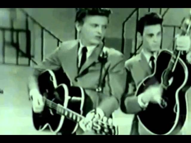 The Everly Brothers Wake Up Little Susie 1957 Chords Chordify