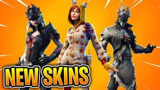 *NEW* BLACK KNIGHT HALLOWEEN SKIN! (Fortnite New Skins 6.1 Update)