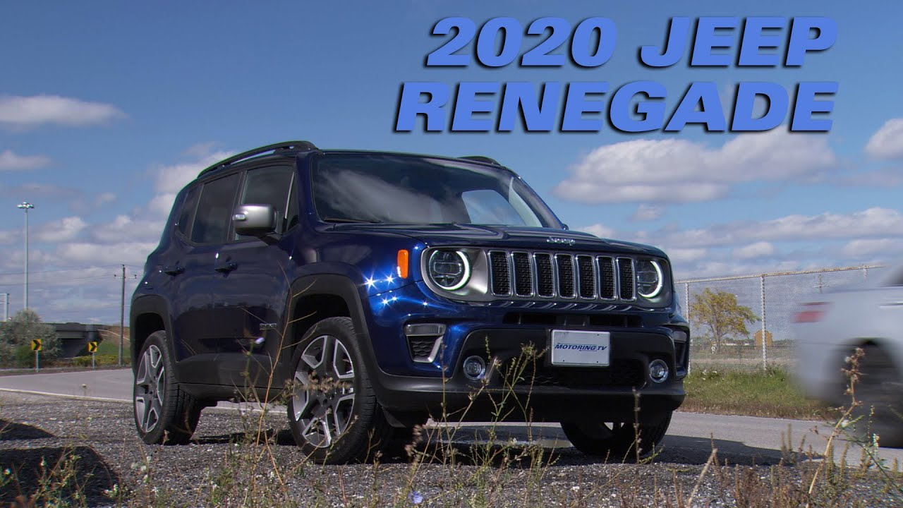 2020 Jeep Renegade Test Drive Youtube