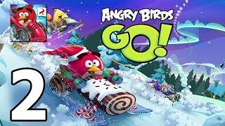 Angry Birs Go / La NAVIDAD Ya Está Aquí.!! Parte 2