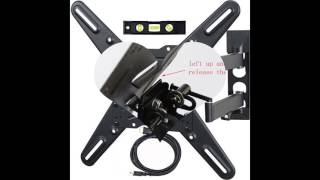 VideoSecu ML531BE TV Wall Mount for most 22