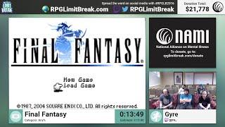Final Fantasy (GBA) by Gyre (RPG Limit Break 2016 Part 14)