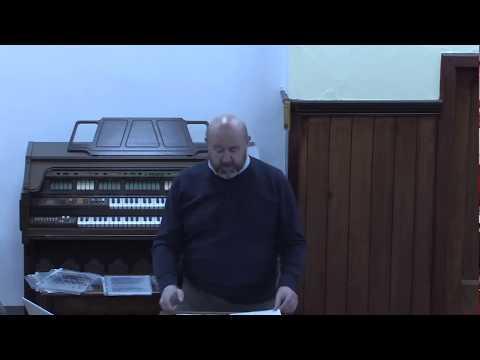 New Life Pentecostal Church Winsford, David Williamson