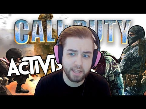 WHEN CALL OF DUTY is your MAIN GAME.. thumbnail