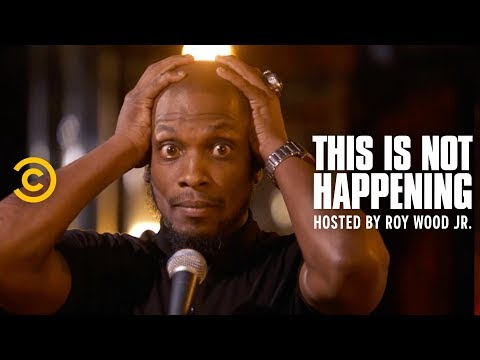 Ali Siddiq ‐ The Trip: Downing a Bag of Mushrooms - This Is Not Happening