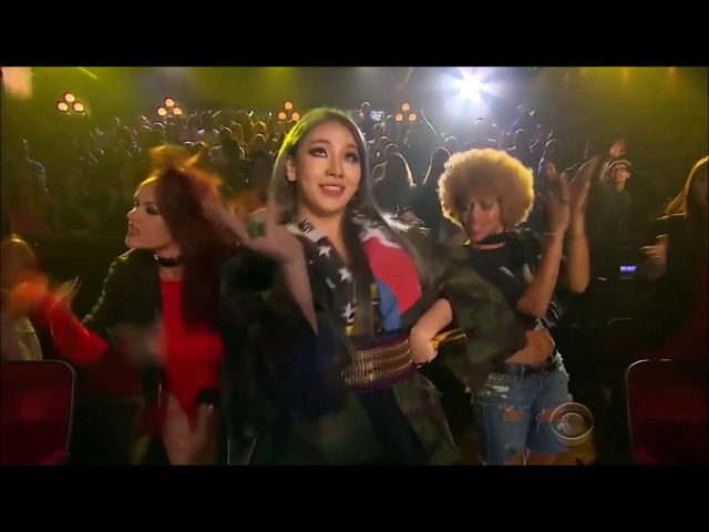 CL - LIFTED (LIVE) 2016 The Late Late Show With James Corden