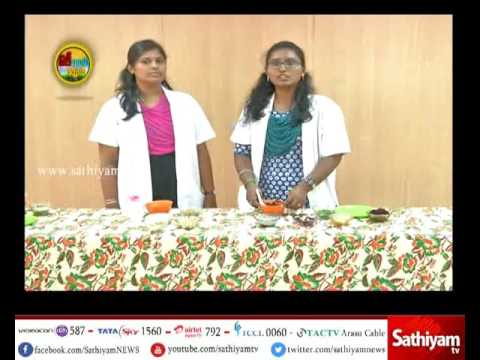 VIDIYAL PUTHUSU - Government Yoga and Naturopathy college students on uncooked foods