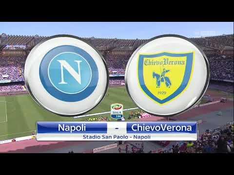Napoli-chievo 2-1 CHE VITTORIAAAAAAA!!!!!!