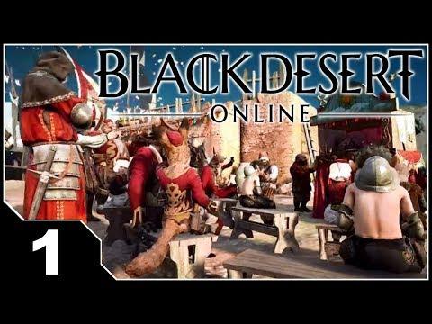 Black Desert Online - EP1 Let's Begin