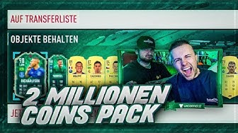 2 MILLIONEN Coins SHAPESHIFTER im Pack 😱🔥 FIFA 20: Best Of Pack Opening 🔥