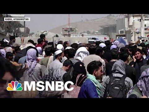 Thousands Awaiting Evacuation From Kabul