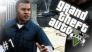 GTA V PC GAMEPLAY! #1 Testing Out & First PC In Game Impression! (Single Player)