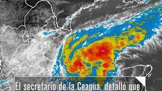 Alertan por efectos en Morelos de tormenta tropical Katia