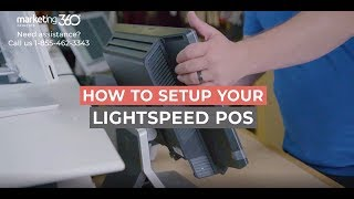How To Set Up Your Lightspeed POS - Best POS Walkthrough